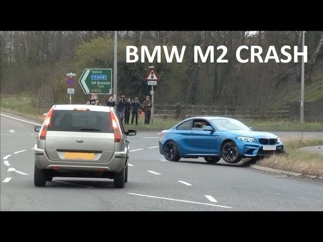 """Silly M2, The """"M"""" doesn't stand for Mustang"""