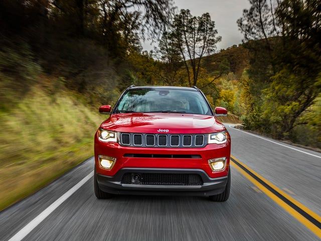 Jeep mostrará tres modelos híbridos enchufables en CES con una nueva insignia de 4xe