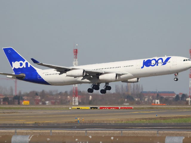 Air France will pull the plug on its millennial oriented, low cost airline, Joon