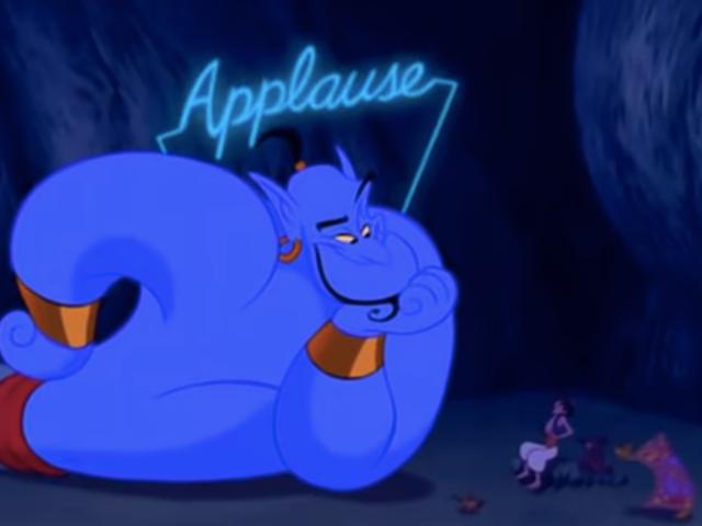 젤다 윌리엄스는 디즈니 캐릭터 인스 타 그램 필터를 사용하여 최상의 결과를 얻었습니다.