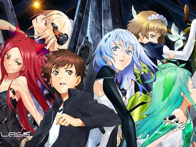 Enjoy the newest promo of Beatless Anime