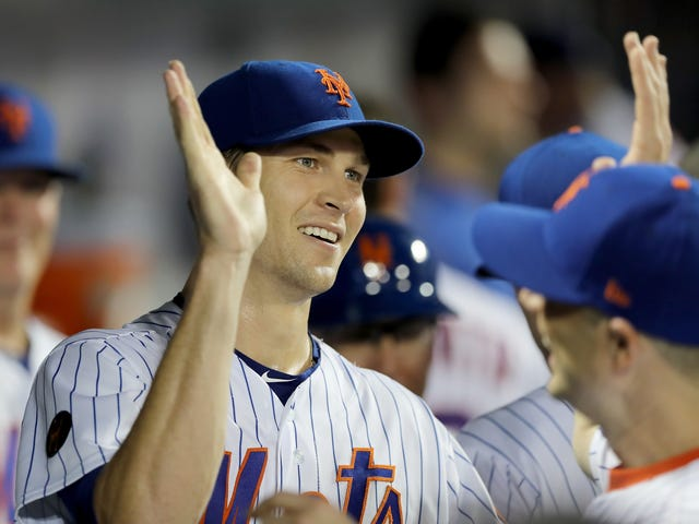 Holy Shit, The Mets Actually Paid Jacob deGrom
