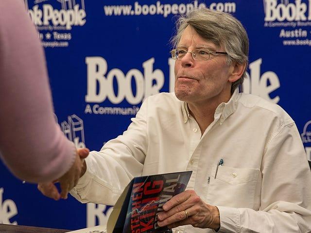 """Stephen King está """"muy incómodo"""" sobre cómo hemos """"silenciado"""" a Woody Allen"""