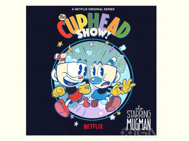 Мальованої анімовані відеоігри Cuphead отримує мальованої анімовані серії Netflix
