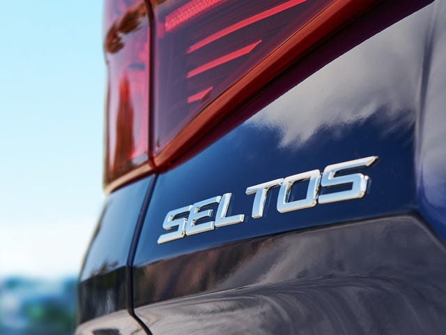 Kia Names Its New Millennial-Focused Compact SUV 'Seltos'