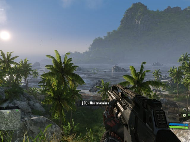 Nvidia's New RTX 3080 Can Barely Run Crysis: Remastered at 4K