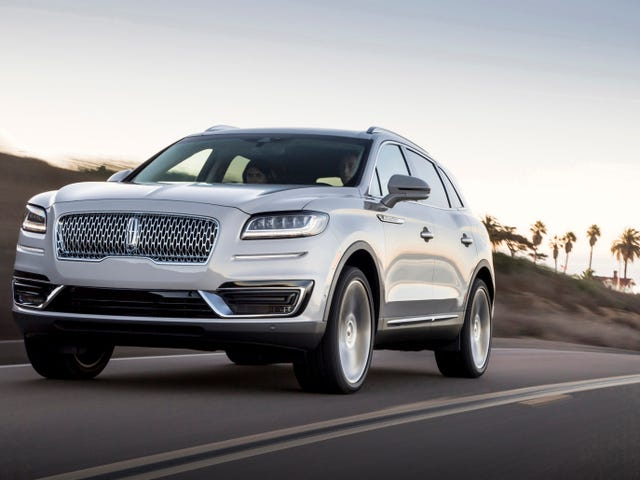 The Lincoln MKX Is Now The 2019 Lincoln Nautilus And That Will Definitely Make It Relevant