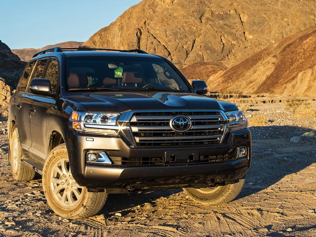 Land Cruiser Canceled? Here's Toyota's Non-Denial Denial