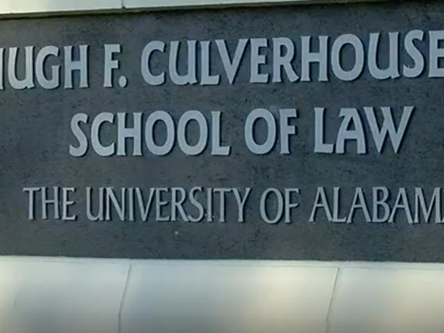 University of Alabama Indstillet til at returnere $ 26,5 millioner til Pro-Choice Donor