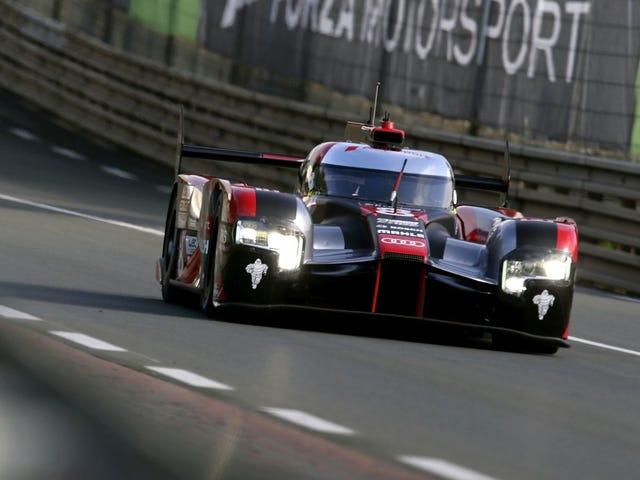 Audi leaves LMP1