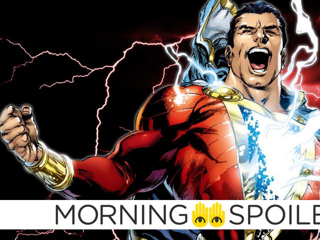 Τρελοί φήμες για το δυνητικό αστέρι της ταινίας Shazam του DC