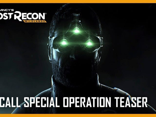 Okay, This Time It Really Is Michael Ironside Returning As Sam Fisher