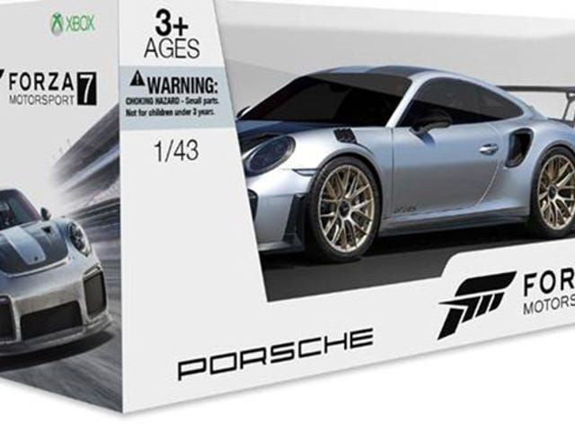 GOOD NEWS: Forza Motorsport 7 Pre-Order Diecast!!!!