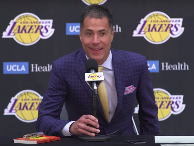 Lakers GM: We'll Beat The Warriors Because Dennis Rodman Was A Jackass, Or Something