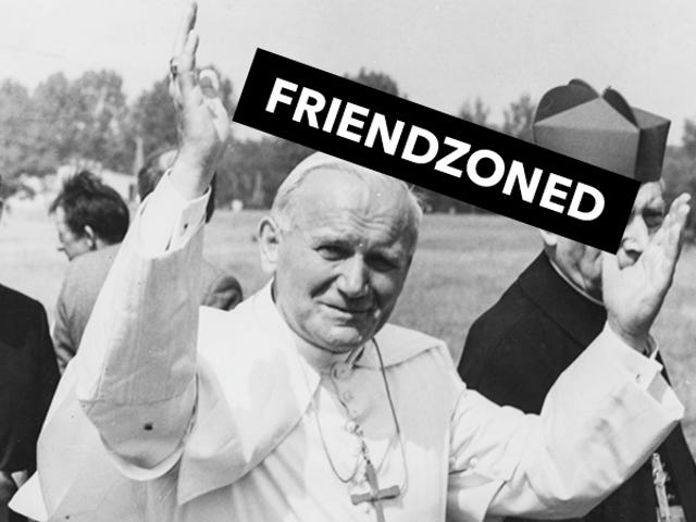 BBC Documentary Claims Pope John Paul Was Sorta in Love With a Married Woman For 30 Years