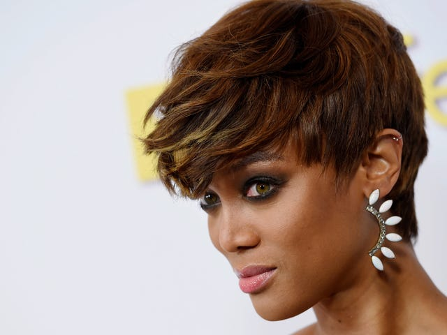 Tyra Banks Announces She's Doing Away With ANTM's Contestant Age Limit