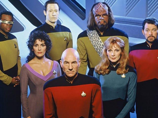 Cara Menjadi Orangtua seperti Petugas Starfleet