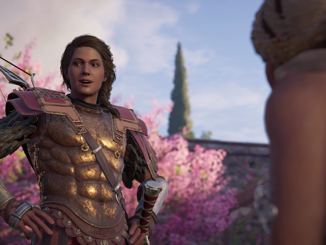 Assassin's Creed Odyssey's Lost Tales Add Humor And Depth