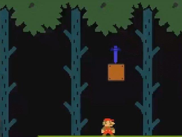 Super Mario Maker 2 Update Adds Link