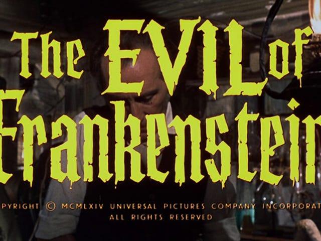 Svengoolie: The Evil of Frankenstein (1964)