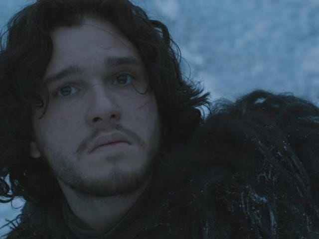 Jon Snow's Head May Have Confirmed A Terrible Game Of Thrones Spoiler