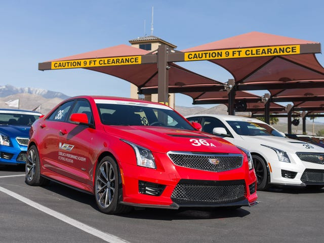 Cadillac to Add More V-Series Cars and the ATS-V and CTS-V Aren't Dead Quite Yet (Updated)