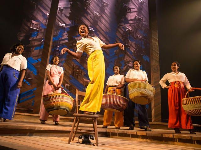 Broadway on Black:今こそ、Broadwayの主要な役割を担う色の人々のための時間です