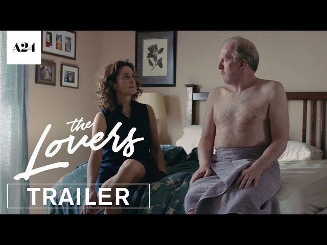 """<a href=""""https://film.avclub.com/debra-winger-is-having-an-affair-with-her-husband-in-th-1798255856"""" data-id="""""""" onClick=""""window.ga('send', 'event', 'Permalink page click', 'Permalink page click - post header', 'standard');"""">Debra Winger is having an affair with her husband in <i>The Lovers </i>trailer</a>"""