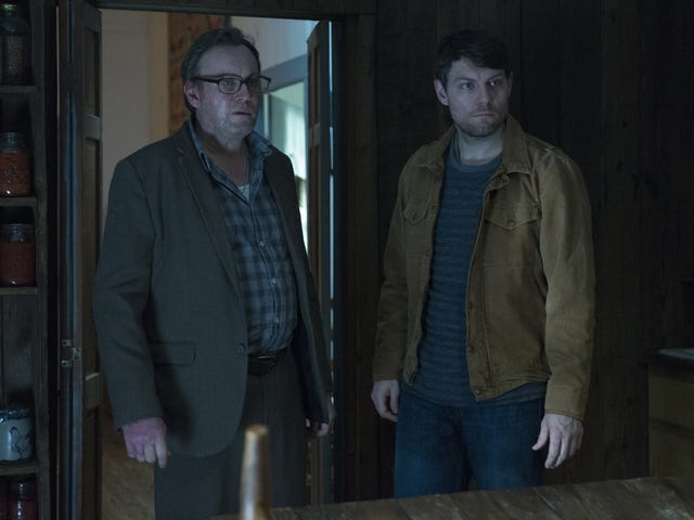 Outcast returns tonight to scare the soul out of you