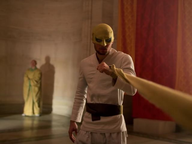In theIron FistSeason 2 TrailerDanny Rand's Got a New But Familiar Foe