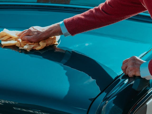 Ohita lautasaippua ja käytä näitä tuotteita autosi pesemiseen ja vahattamiseen