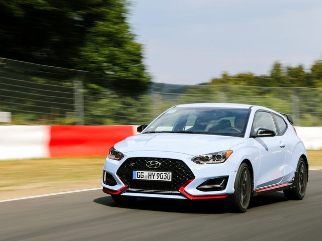 Don't Bother Leasing the Hyundai Veloster N