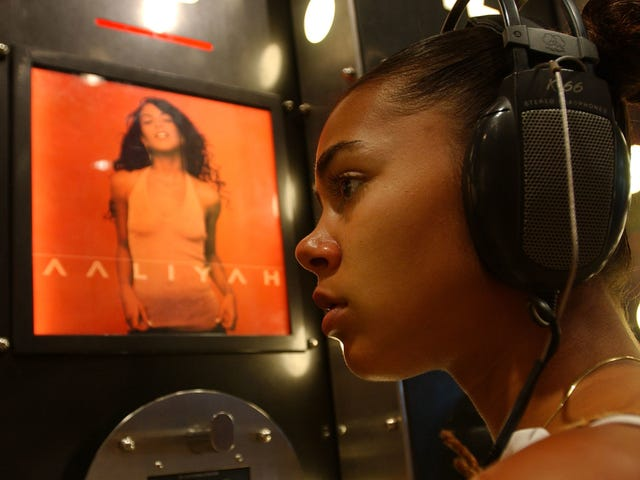 The Boat Was Rocked: Fans Rushed to Stream Aaliyah's Music on Her Birthday as Planned, But Were Still Left Empty-handed