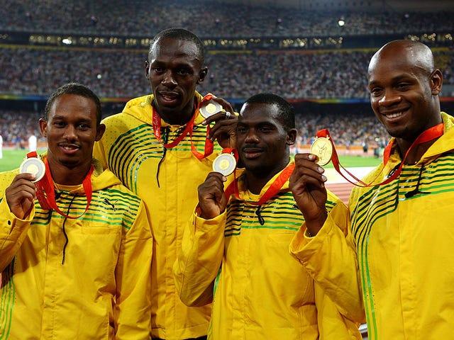 Usain Bolt mister guldmedalje over holdkammeratets narkotikastest