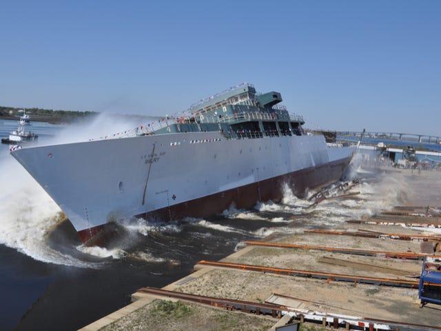 Laivanrakennusteollisuuden ihmismaksu on hämmästyttävä