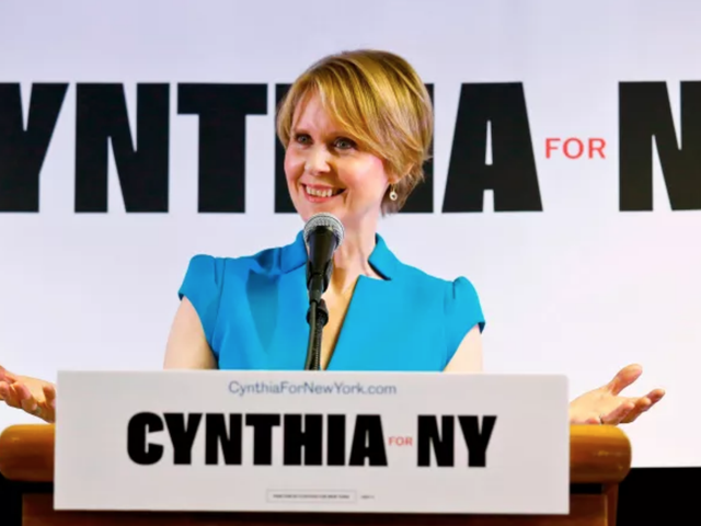 Cynthia Nixon Says ICE Is a 'Terrorist Organization,' Calls for Its Abolition