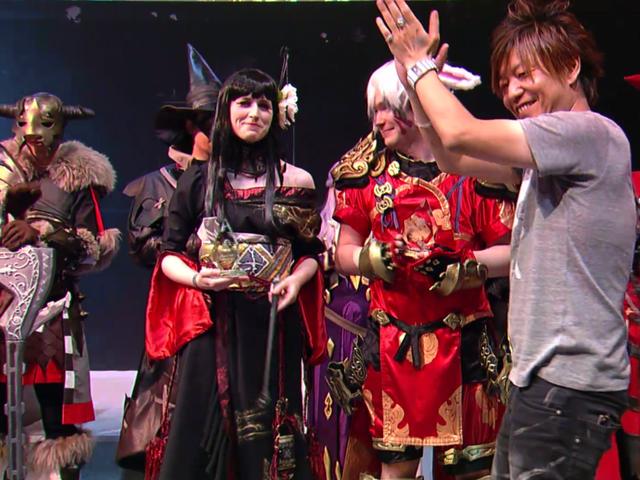 Final Fantasy XIV Director Uses Kinky Meme To Congratulate Cosplay Winner