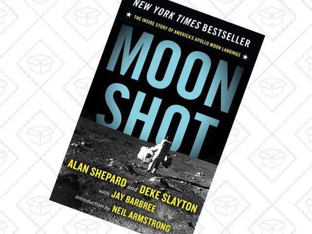 Leer todo sobre los aterrizajes de la Luna por $ 2, según lo escrito por los primeros astronautas