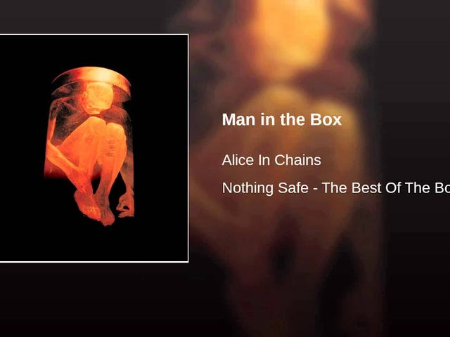 Alice in Chains -- 'Man in the Box'
