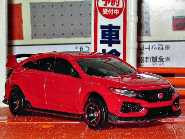 Tomica Tuesday: Honda Civic Type Rrrrrrrrrrrrrrrr
