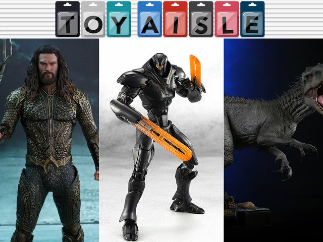Algunos robots gigantes muy encantadores y más de los juguetes más maravillosos de la semana