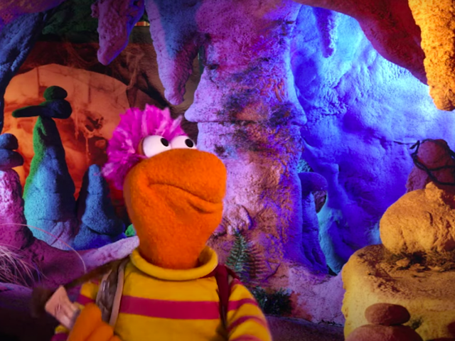 Apple gjenopplivet Fraggle Rock for en serie med korte ukentlige episoder filmet i karantene