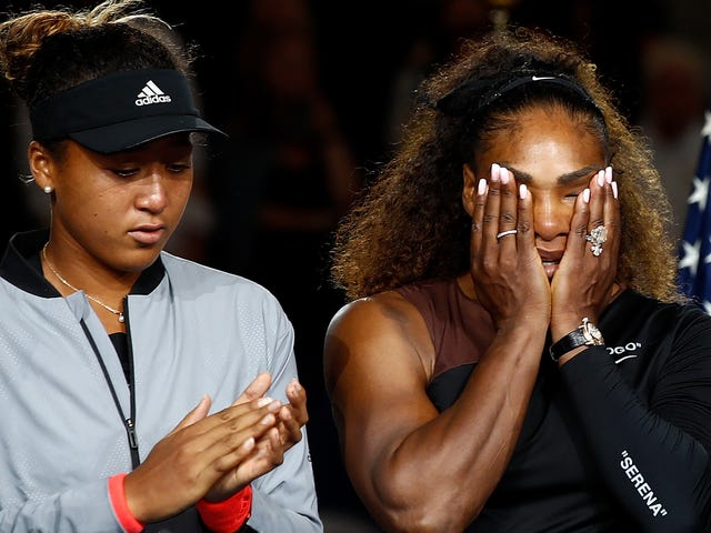Like The Rest Of Us, Tennis's Governing Bodies Are Arguing About Serena Williams