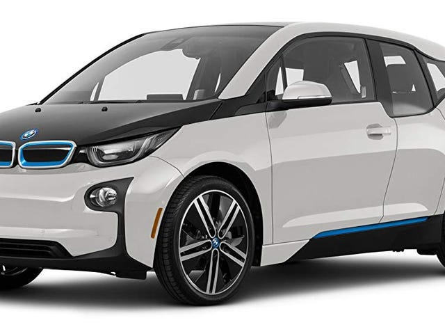 Random thoughts of the morning: Why didn't we get a MINI version of the i3?