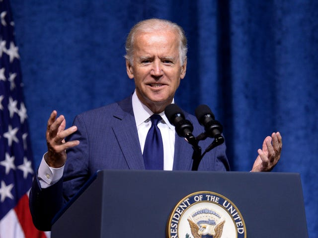 Let's Get Ready to Rumble: Joe Biden and Donald Trump Want Fistfight