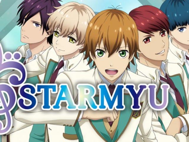 Starmyu wird eine zweite Staffel haben