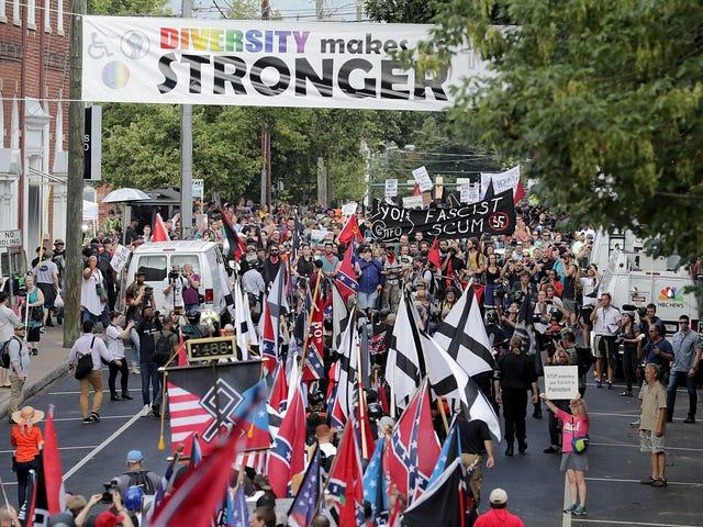 DC tổ chức nói chống Racist Rally Facebook Took Down là có thật, không nước ngoài