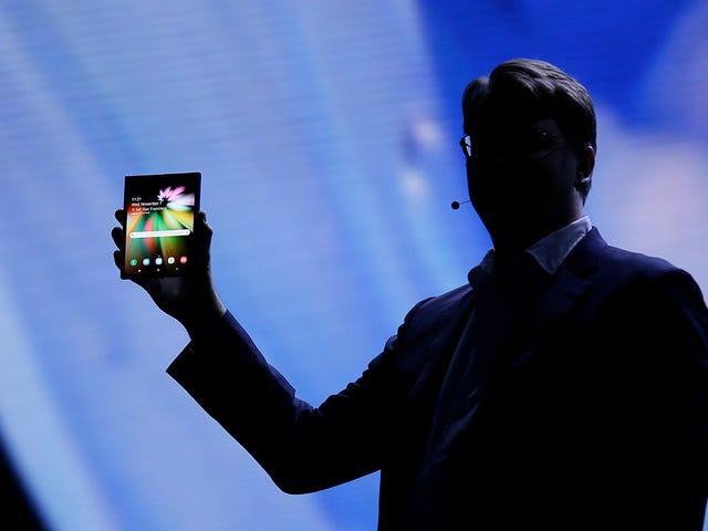 Se filtra la fecha de lanzamiento y el posible precio del nuevo teléfono flexible de Samsung