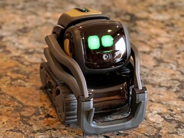 Vektor, den lille robot, der kunne (ikke gøre meget), er tilbage fra de døde