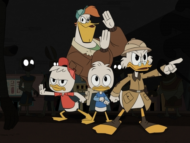 Watch the Exclusive Premiere of This Delightful DuckTales Short